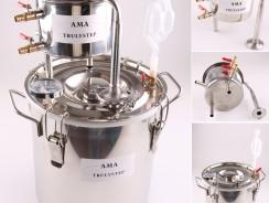 Choisir un distillateur d'eau maison