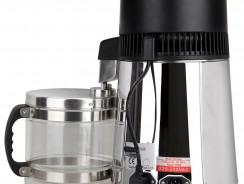 Test du distillateur d'eau Ridgeyard